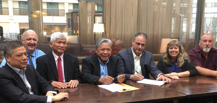 iam members philippine airlines vote