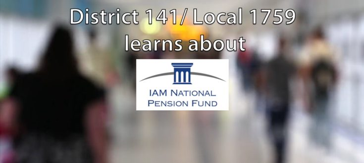 iam national pension fund