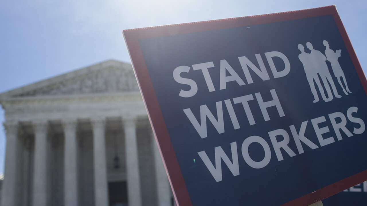 Janus Case Decision: How it Will Affect the IAM and Transportation Workers