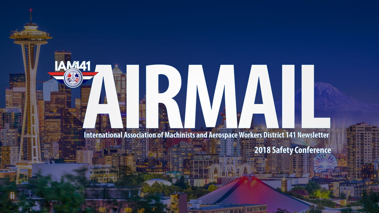 IAM141 Airmail: Safety Conference 2018