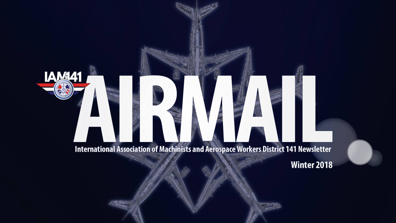 IAM141 Airmail: Winter 2018