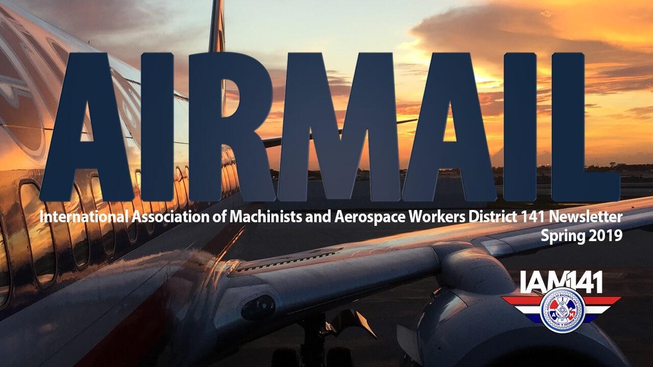 IAM141 Airmail: Spring 2019