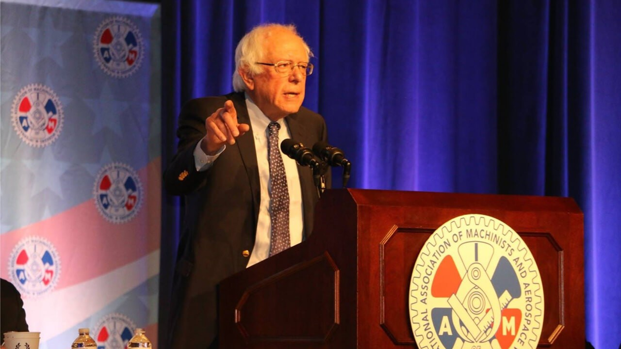"Bernie Sanders to American Airlines CEO: ""You Damn Well Have Enough Money to Pay Your Workers a Decent Wage."""
