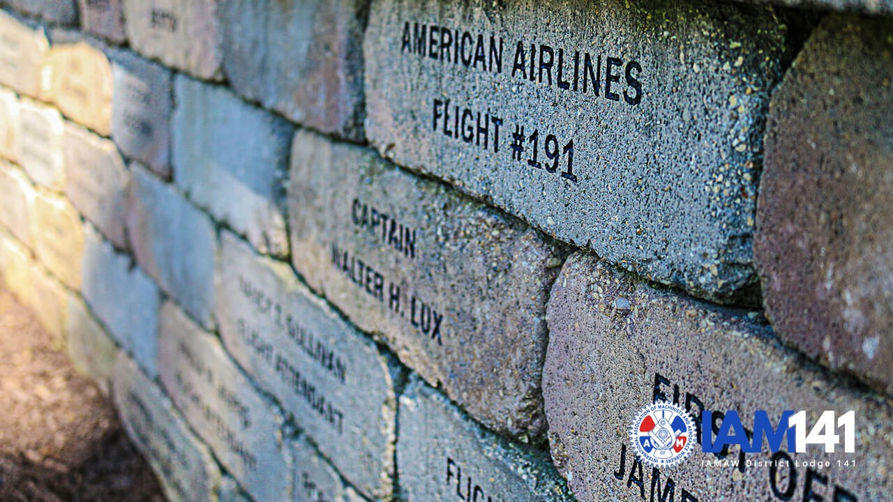 Services Planned for Victims of American Airlines Flight 191