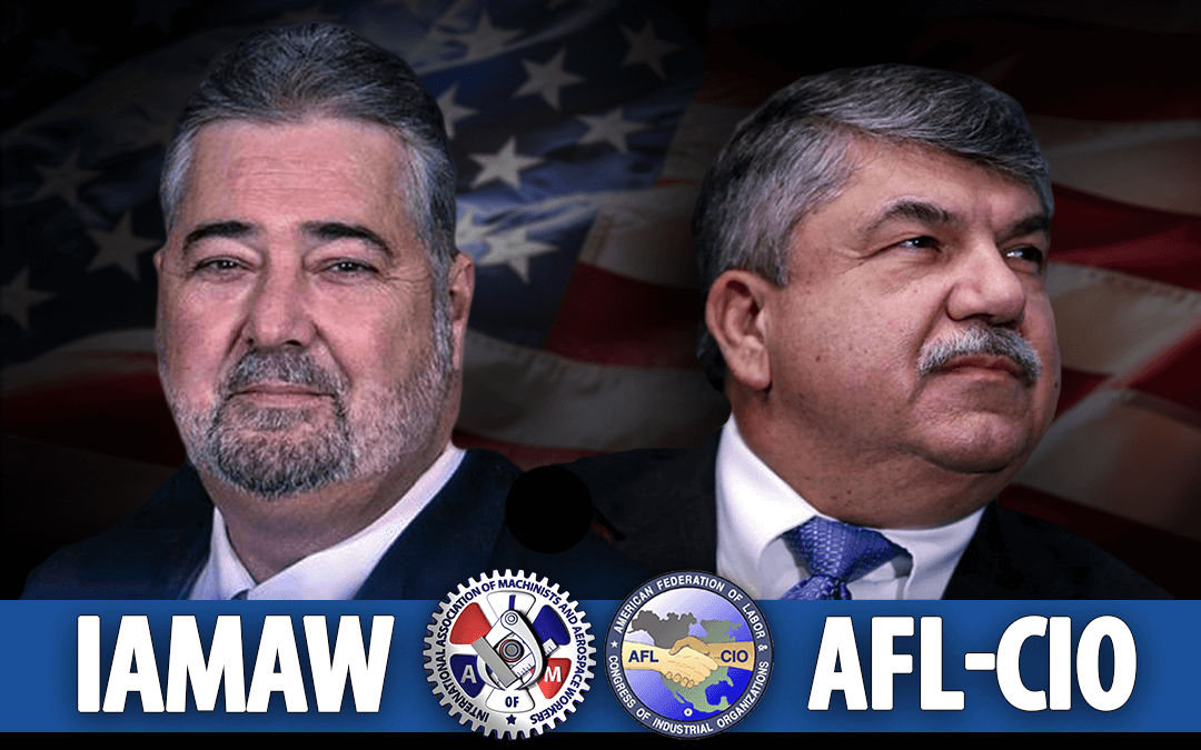Joint Letter from Bob Martinez and Richard Trumka to Donald Trump