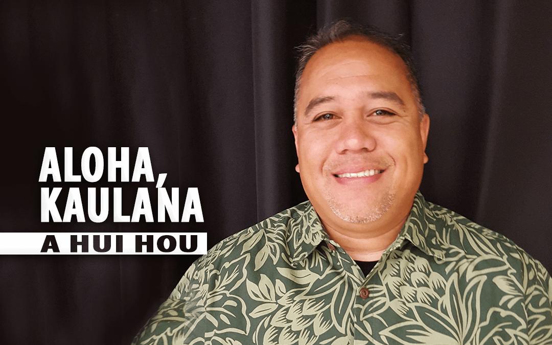 Aloha, Kaulana