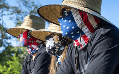 Texas and California Governors' Warning: Wear Your Masks or Risk Another Full Shutdown