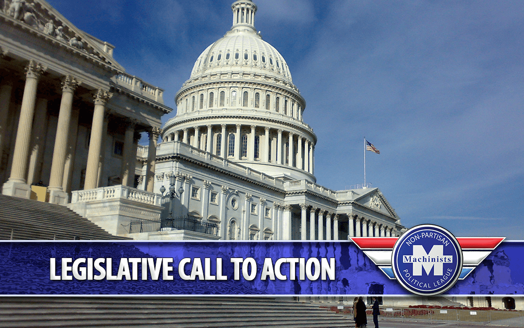 Machinists and Aerospace Workers Call for Clean Extension of Airline Payroll Support Program