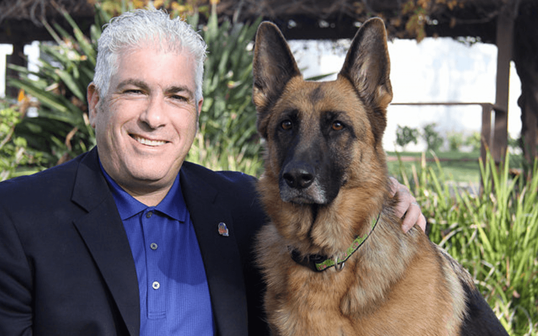 Video Report: A Conversation With Russ Gittlen from Guide Dogs of America