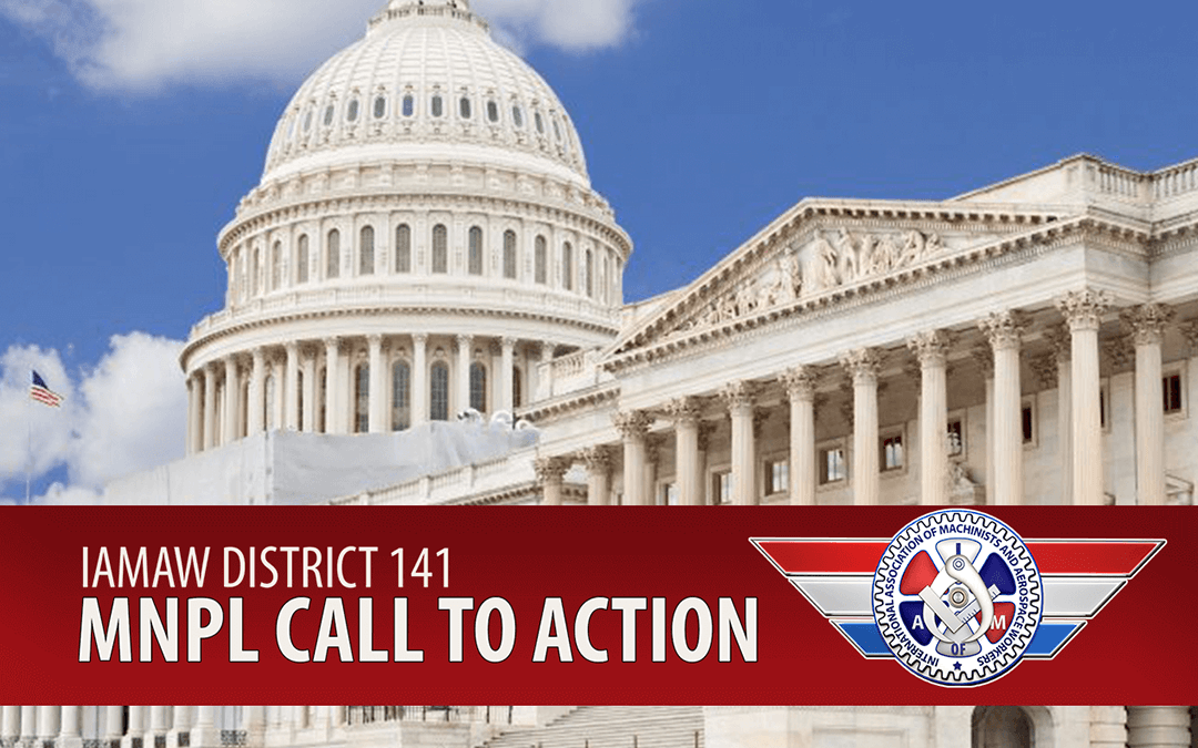 TAKE ACTION: Tell Congress to Extend Airline Payroll Funding Program and Help Prevent Furloughs this Fall