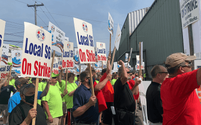 Machinists Local S6 Members Successfully End Largest Strike in United States