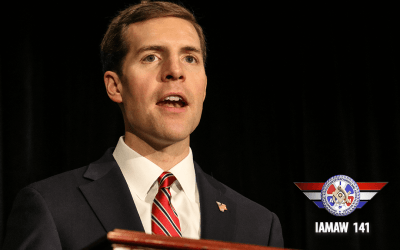 "Pennsylvania Representative Conor Lamb Supports Extension of PSP: ""Air Travel is Going to Come Back"""