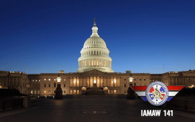 IAM Pushes for Airline Worker Relief on Capitol Hill