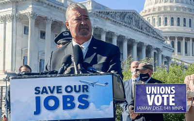IAM Joins Airline, Labor Coalition Demanding Congress Pass Clean Payroll Support Extension Now