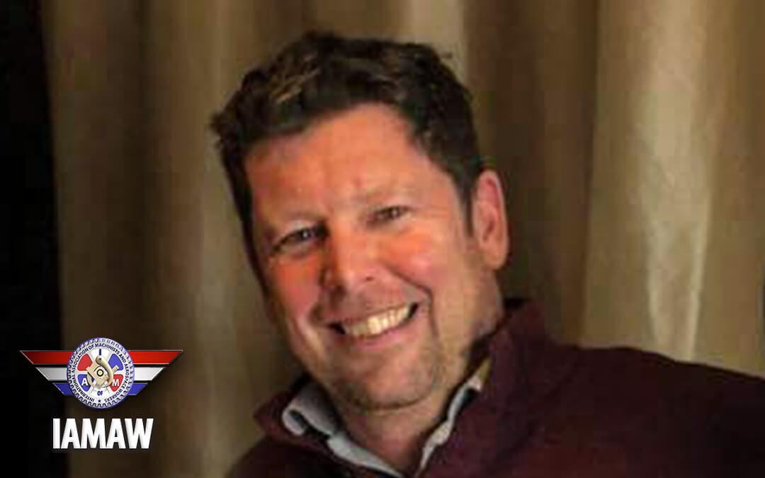 IAMAW 141 VIDEO REPORT: District Lobbyist, James Wells