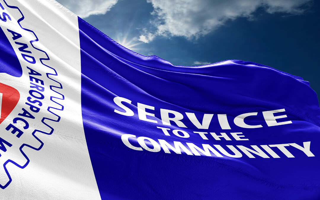 Solidarity Forever: Houston Local 2198 Discusses Veterans, Community Service Committees
