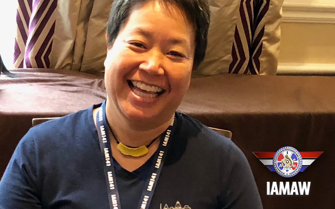 Activism in Paradise: Sharon Sugiyama, President of Guam Local 2339G