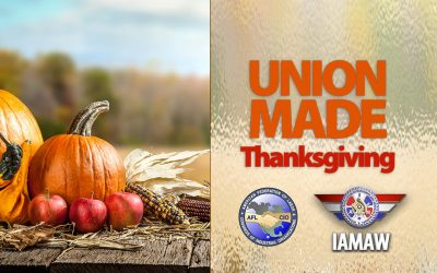 Thanksgiving Becomes More Union-Made: Seneca Foods Workers Join the IAMAW
