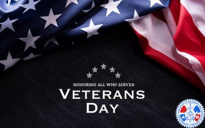 A Veterans Day Message from GVP Sito Pantoja