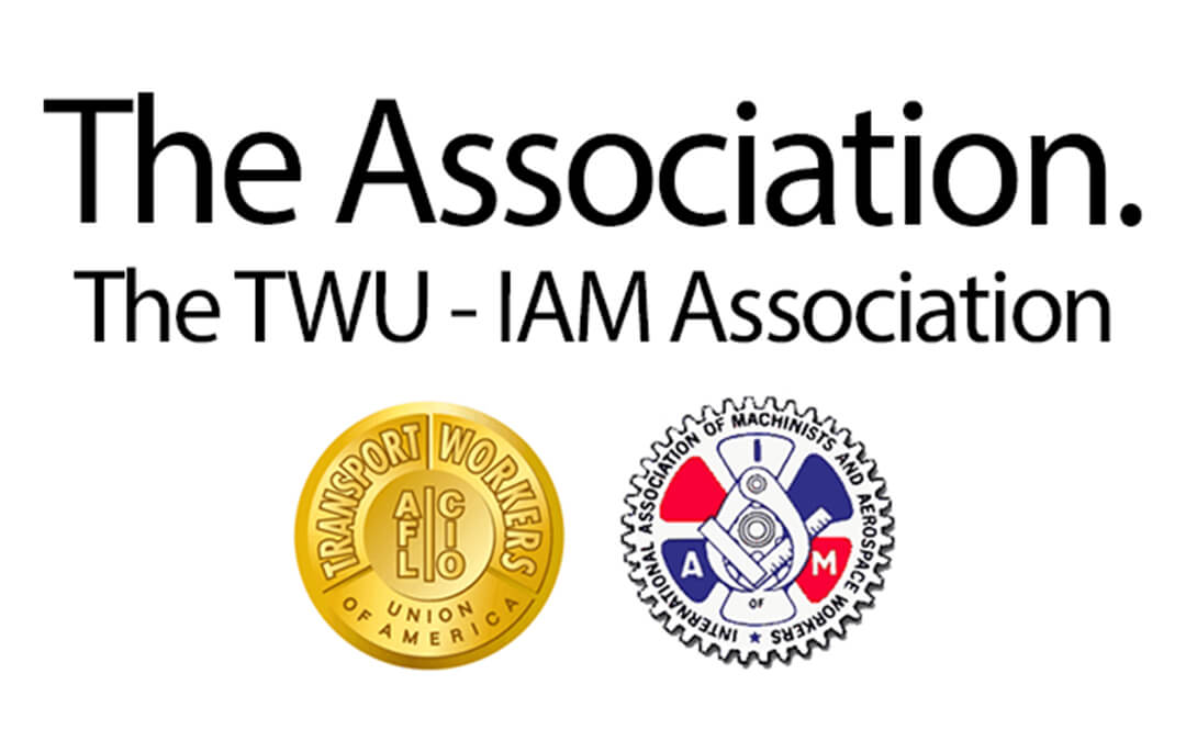 TWU/IAM Association Leads on Relief for Transportation Employees
