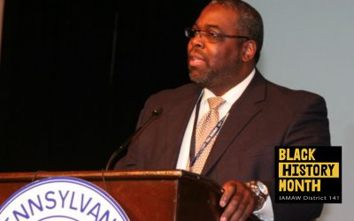 Black History Month Spotlight: Derrick Monk