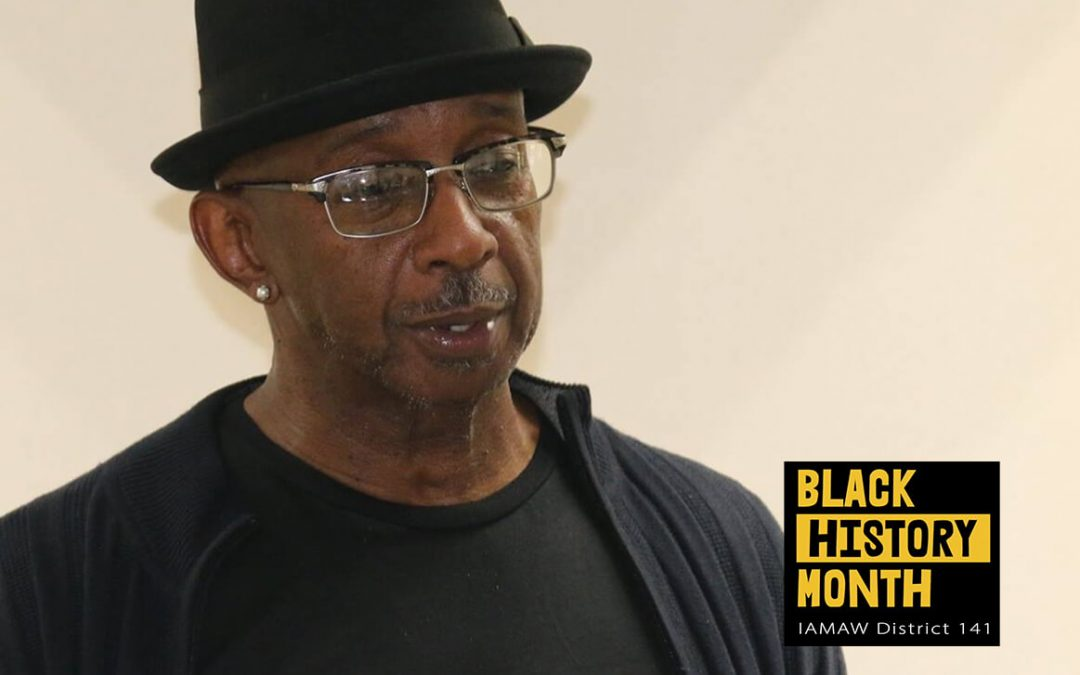 Black History Month: EAP Rep and Longtime Union Activist, Ron Robinson