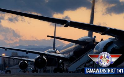 Machinists Union Successful in Clearing First Hurdle Toward Aerospace Worker Relief