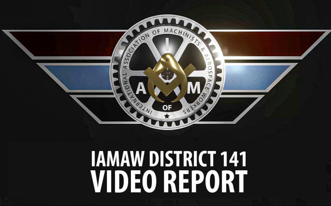 141 Report: New Leadership at Local 368