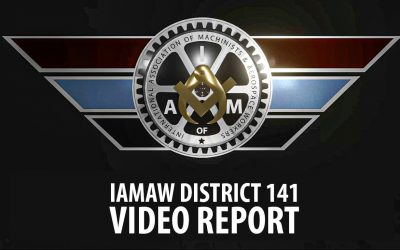 141 Report: New Leadership at Local 368
