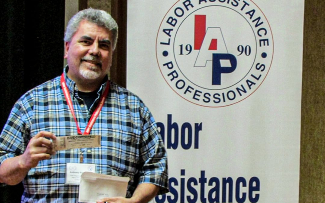 Video Report: Tony Rodriguez is the UA EAP Chairman