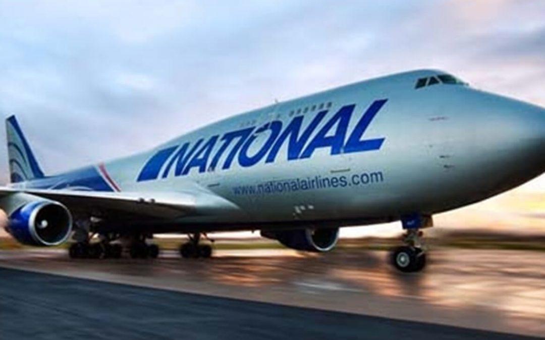 IAM Transportation Department Files to Represent National Airlines Flight Attendants