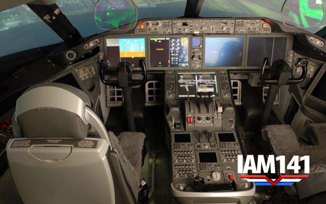141 Report: The IAM Members Who Train Flight Crews
