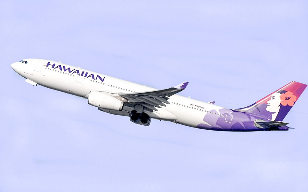 Hawaiian Airlines Will Require Employee Vaccinations for COVID-19