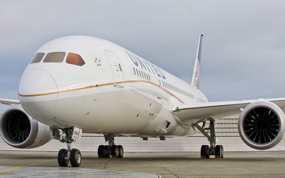 United Airlines to Require Employee Vaccinations (Survey)