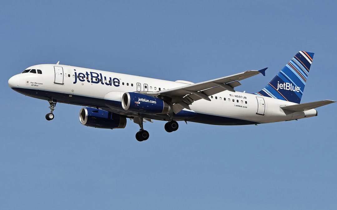 "DOJ: JetBlue, American Airlines Deal is a ""De-Facto Merger."""