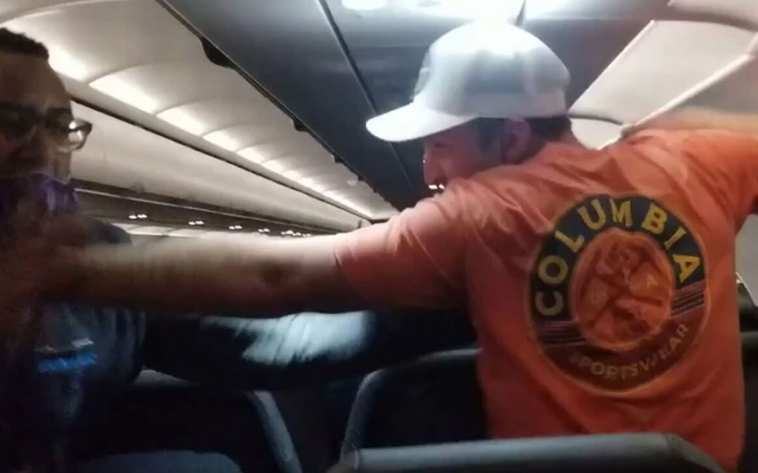 FAA Fines Against Unruly Passengers Reach $1M