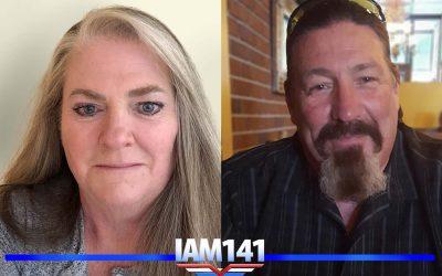 Jen Jolly and Rodney Walker Named New District 141 Vice Presidents.